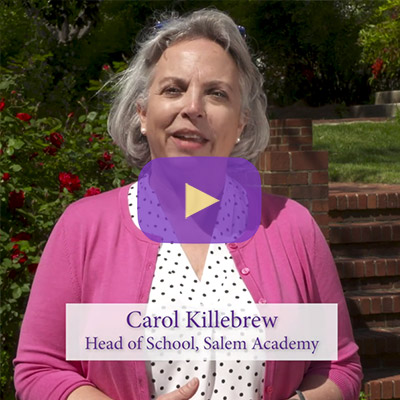 Tour the New Salem Academy with Carol Killebrew