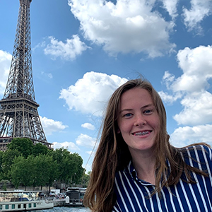 Piper in Paris